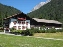Gästehaus Fitsch, Weisland 129, 6416, Obsteig