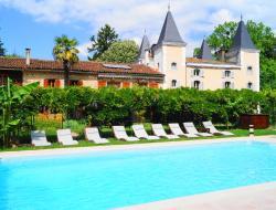 Hotel Logis - Chateau de Beauregard, Avenue de la Resistance, 09200, Saint-Girons