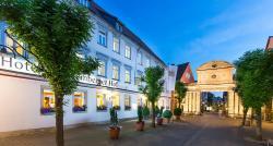Hotel Württemberger Hof, Karlsvorstadt 4, 74613, Öhringen