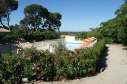 Chambres d'hôtes La Gardie, Domaine La Gardie, 34450, Vias