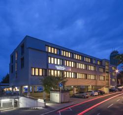 Hotel Berlin, Berliner Platz 1, 71065, Sindelfingen