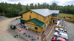Hot Springs Campground and Hostel, Box 20423, Y1A 7A2, Whitehorse