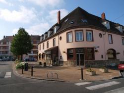 Hôtel Moderne, 1 Place de la Gare, 27140, Gisors