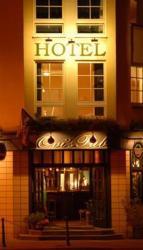 Hotel Overdiek, Baustraße 33, 17291, Prenzlau