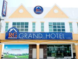 RG Grand Hotel, 24 & 25, Jalan Universiti 2, Taman Universiti, Parit Raja, 86400, Parit Raja