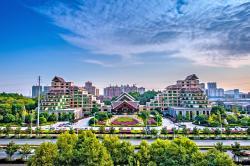 Linyin Holiday Hotel, No.43, Jiefang Ave., 421001, Hengyang