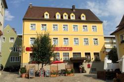 Landgasthof-Hotel Lichterhof, Marktplatz 14, 97215, Uffenheim