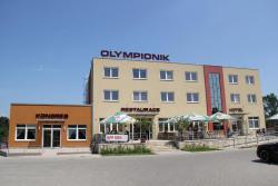 Hotel Olympionik, Bezrucova 3819, 276 01, Mělník