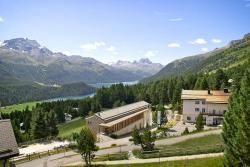 Berghotel Randolins, via Curtins 2, 7500, St. Moritz