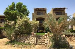 Chalet with Private Garden at Palm Beach Resort, 35 KM Suez . Hurghada Road, 99999, Al Ḩafā'ir