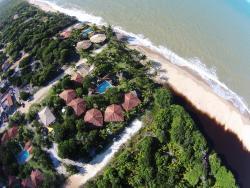 Hotel Sorriso Baiano, Balneário Praia de Guaratiba - Rua Villagge Azzurra quadra 101 lote 23, 45980-000, Prado