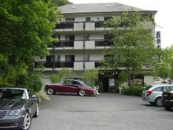 Hotel Le Claravallis, 3 Rue De La Gare, 9707, Clervaux