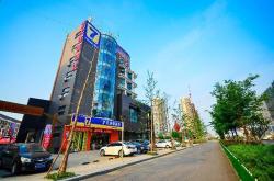 7Days Inn Suqian Siyang Bus Station, Intersection of Shanghai Road and Huaihai Road, Siyang County, 223700, Siyang