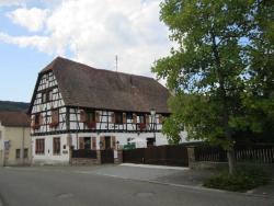 Chambres et Table d'hôtes Au Canon, 2 rue des Remparts, 67140, Andlau-au-Val