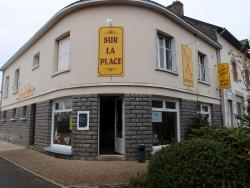 Sur la Place, 3 place de l'église, 56350, Béganne