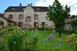 Chambre d'hôtes Rose en Vexin, 15, rue du Pont Madame, 78440, Brueil en Vexin