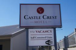 Castle Crest Motel, 2 Rose Street, North Ward, 4810, Townsville