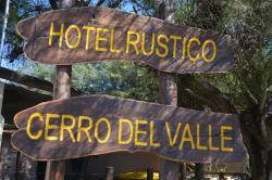 Hotel Rustico Cerro Del Valle, Santa Fe S/N Entre Mendoza Y Entre Rios, 5449, San Agustín de Valle Fértil