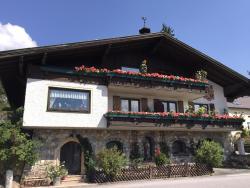 Ferienhaus Weissenbacher, Schlossstrasse 47, 5550, Radstadt