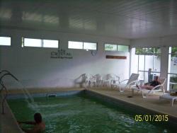 Termas Hotel Cristal, San Martin 748, 6430, Carhué