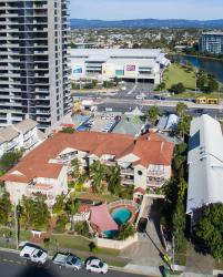 Jubilee Views Holiday Apartments, 16 Jubilee Avenue, Broadbeach, 4218, Costa de Oro
