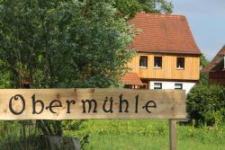 Obermühle Duderstadt, Nordhäuser Straße 40, 37115, Duderstadt