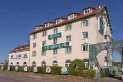 Hotel l'Escargotière Dijon Sud - Chenove, 120 Avenue Roland Carraz, 21300, Chenôve