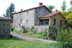 Le Moulin Moreau, Le Moulin Moreau, 79700, Saint-Pierre-des-Échaubrognes