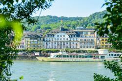 Bellevue Rheinhotel, Rheinallee 41, 56154, Boppard