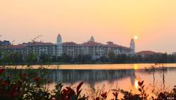 Country Garden Phoenix Hotel Chizhou, Qishanfengjingqu,Guichi District, 247100, Chizhou