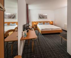 City Hotel, Bahnhofstraße 25, 99817, Eisenach