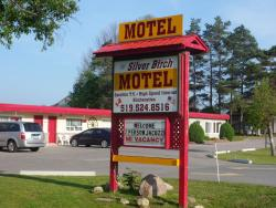 The Silver Birch Motel, 79764 Bluewater Highway, N7A 3X8, Goderich