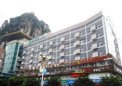 City Comfort Inn Guilin Lingui Jinshan Plaza, Near Jinshan Plaza, No 1, Jinshui Road, Lingui New District, 541000, Lingui