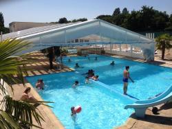 Camping La Kilienne, 1 rue du Moulin, 62760, Warlincourt-lès-Pas