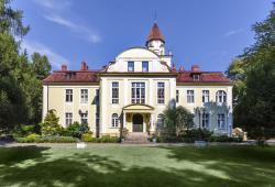 Hotel Pałac Nieznanice, Sobieskiego 22a, 42-270, Nieznanice