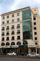 Harran Hotel, Atatürk Bulvarı Hali̇li̇ye, 63100, Sanlıurfa