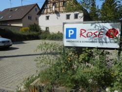 Landgasthof Rose, Schloßstrasse 40, 71254, Schöckingen