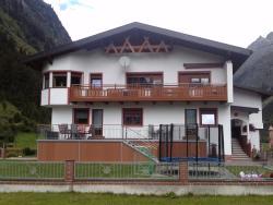 Haus Waldfriede, Neurur 212, 6481, Sankt Leonhard im Pitztal