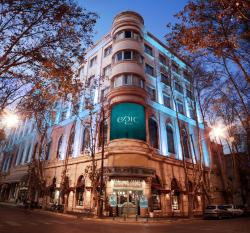 Epic Hotel Villa Mercedes, León Guillet 71, 5370, Villa Mercedes