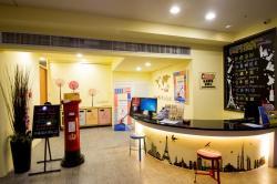 Gosleep Hotel (Hankuo), No.54, Section 2, Hankou Street, Wanhua District,, 108 Tajpej