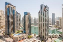 Nirvana Holiday Home - Rimal 5, Jumeirah Beach Residence , Dubai,, Dubai