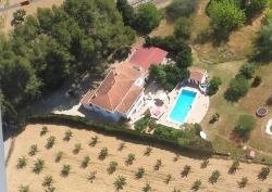 Agres Guest House Finca Santa Ana, Partida La Fita, 31, 03837, Agres