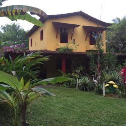Linda Casa A Beiramar, Rodovia Ilheus de Itacare Km 22 Barra do Mamoan, 45660-000, Mamoan