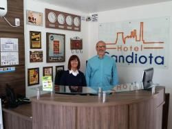 Hotel Candiota, Av. 24 De Março, 640 - Bairro Dario Lassance, 96495-000, Candiota