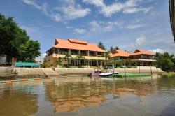 Maeklong Marina Resort, 64 Moo 5, Ratchaburi-Wad Boad Road, Khung Nam Won, Muang, Ratchaburi, 70000, Damnoen Saduak