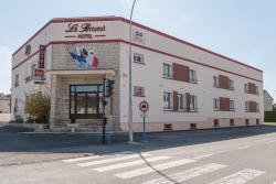 Hotel Bristol, 77 Avenue Pierre Semard, 51510, Châlons-en-Champagne