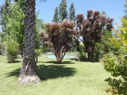 Hostal y Cabañas los Viñedos, Panamericana Sur Km 194, acceso los Niches, camino Iansa,, Curicó