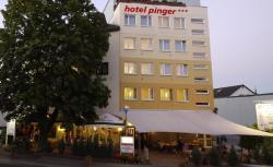 Hotel Pinger, Geschw.-Scholl-Str. 1, 53424, Remagen
