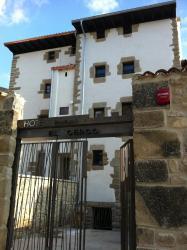 Hotel El Cerco, Rodrigo Ximenez de Rada, 36, 31100, Puente la Reina