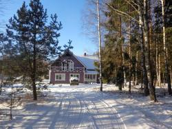Malinovka Homestead, derevnya malaya Syrmezh, ulitsa Tikhaya 56, 222395, Stsepenevo